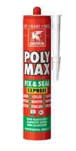 POLYMAX  FIX&SEAL EXPRESS BLANC 425