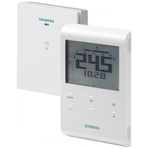 Thermostat ambiance programmable kit RF