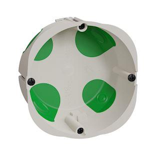 Multifix Air, boîte étanche 1 poste, diamètre 85 mm, profondeur 47 mm, 32A