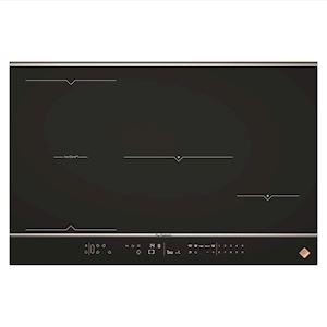 Plaque de cuisson 80 cm Induction  Noir