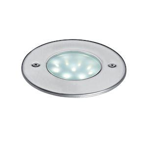 EGO R - Encastré de sol extérieur LED