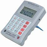 Calibrateur de process. Générateur 4-20mA et 4-24V