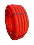 TPC double paroi rouge Ø 63 C25M