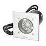 RENA CARRE INOX 316L AVEC 5,4W LED 3000K 40D GU 10 CL I IP68