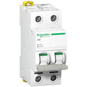 Acti9, iSW interrupteur-sectionneur 2P 40A 415VAC