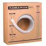 Conduit d80 pptl flexible (50M)