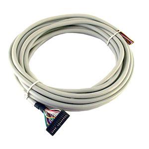 Twido - câble préformé - pour extension d'entrées/sorties - 3m