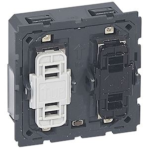 legrand 067553 cde fctions speciales bus-2m