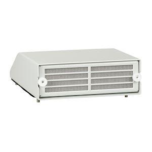ClimaSys CA - capot - IP55 - aluzinc - découpe 125x125mm