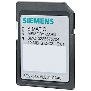 SIMATIC S7 CARTE MEMOIRE, 12 MO