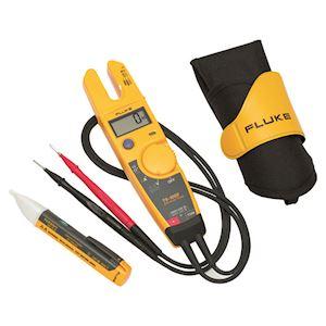 Fluke Kit comprenant testeur T5-1000/H5 et un Fluke 1AC offert