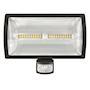Projecteur Détecteur LED 102-180 30w noir