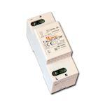 Alimentation modulaire 12 Vcc 2A, 2 mod. DIN