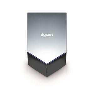 Sèche-mains Dyson Airblade V Quiet Nickel - HU02
