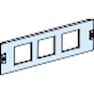 Plastron pour mesure 96 x 96 mm