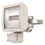 Projecteur LED+détec 10w blanc