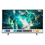 TV Ultra HD 10 Bits dalle 100Hz (pieds latéraux) Bords fins Bixby  Smart things