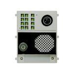 Groupe audio/vidéo couleur BUS 2 fils (GB2) norme handicap