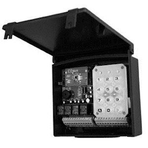 Récepteur radio avec antenne interne, Autonome et ELA 868 Mhz