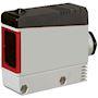 Détecteur de passage barrière optique 24V à 230V - IP67 IK08