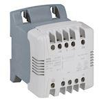 Transformateur commande et sécurité à à vis prim 230V à 400V et sec 24V~ 63VA