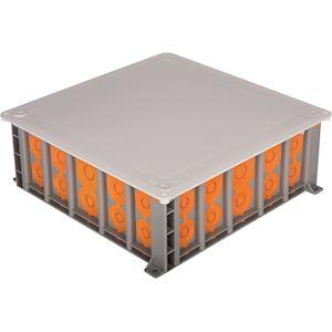 Boite pavillonnaire 200 x 200 x 80 mm