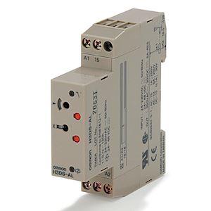 17,5 mm, multiplage, temporisation front montant, smartlock, multitension 24-230