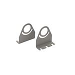 kit de 2 fixations / diamètre: 70mm / pour luminaires MACH LED PLUS.seventy