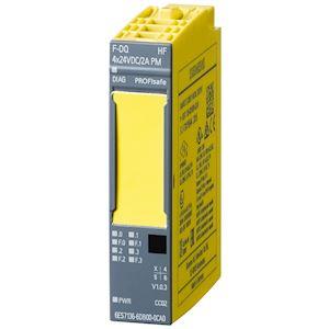 ET 200SP, MOD. EL., F-DQ 4X24VDC/2A