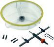 Scie cloche multidiamètre Ø 48-305 mm