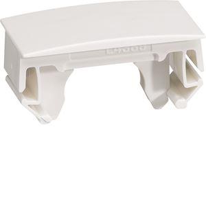 Clip verrouillage joint de couvercle queraz p GBD RAL 9010 blanc paloma