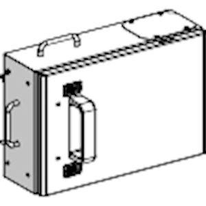 Canalis KSB - coffret de dérivation 160A pour fusible NF T0 - 3L+N+PE