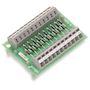 Module de test pour lampes avec 20 diodes pour 10 voies