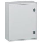 Coffret polyester Marina IP66 IK10 - 500x400x206mm - RAL7035