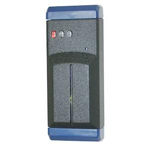 Lecteur de proximité EM,métal, fourni avec contrôleur de porte PROTEC-ELA+