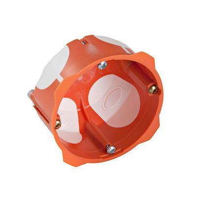 Capri CAP713040 Bo/îte dencastrement Capritherm simple Orange