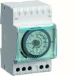 Interrupteur horaire électromécanique 1 voie sur 7 jours avec réserve