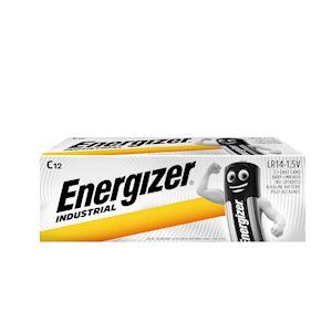 ENERGIZER PILE ALCALINE INDUSTRIAL Cx12. La performance Energizer pour les profe