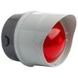 Maxi feu trafic LED 24Vcc Rouge 177xø140mm IP65