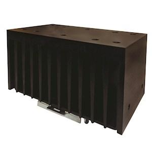 Dissipateur thermique 1ph/3ph DIN