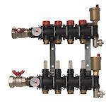 K9000TP Collecteurs synthé RTS & débitmètre 1'-4 Circuits