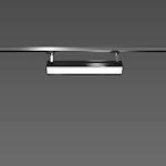 Projecteur Triade LED LED/32W-3000K 600x88,5x178,DALI