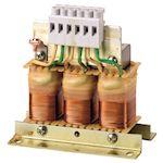Inductance moteur, AC, 3p, 11A, 3mH, 750 V 50/60 Hz