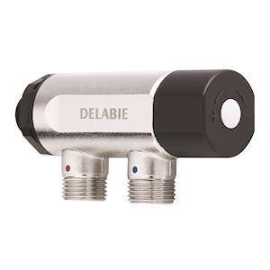 PREMIX COMPACT mitigeur thermostatique M1/2' corps brut