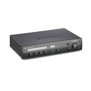Amplificateur mélangeur 120W_1 entrée urgence 0dB ou 100V_2 entrées priorita