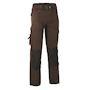 Pantalon Grafter marron/noir taille 42