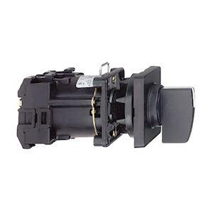 Harmony - sélecteur d'ampèrem. à came - 4circuits - 90DEG - 12A - fixation D=22m