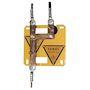 Platine de mise à la terre pour postes BT-HTA-Codet ENEDIS: 5983174
