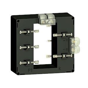 PowerLogic - transformateur d'intensité - 1250/5A double sortie - barre 54x102mm