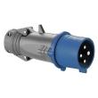 FICH D 32A 3P+T 230V PLAST 44